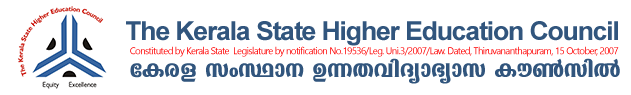Logo of e-Learning Hub of Kerala State Higher Education Council